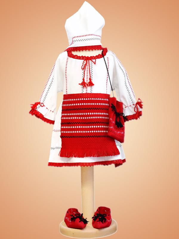 Costum popular national - cod J17